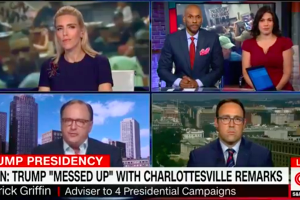 CNN Trump's Charlottesville Reactions